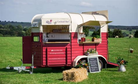 little berry little berry bar mobile cocktail bar for hire north