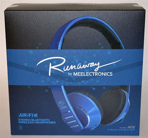 Meelectronics Air Fi Runaway Stereo Bluetooth Wireless Headphones With Microphone Af32 meelectronics air fi runaway stereo bluetooth wireless headphones with microphone review