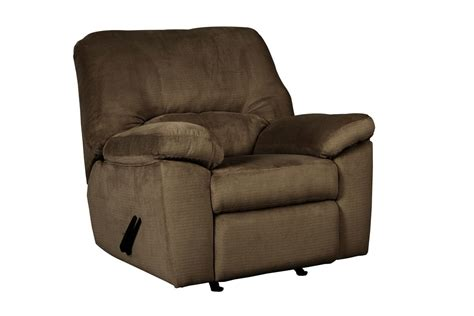 white rocker recliner cafe microfiber rocker recliner at gardner white
