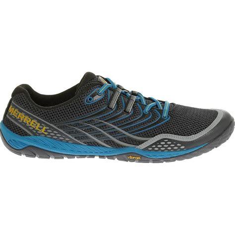 merrells running shoes merrell trail glove 3 trail running shoe s