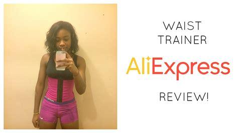 waist trainer review aliexpress adriel