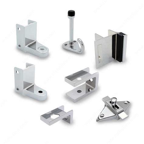 bathroom partition door hardware hardware kit for inswing door richelieu hardware