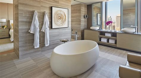 10 Hotel Bathrooms Around The World That Are Bigger Than Bathroom Accessories Toronto