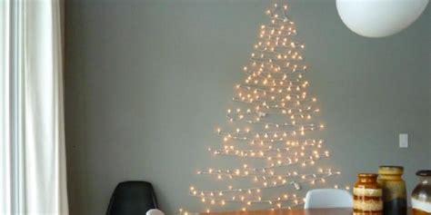 foto cara membuat pohon natal kreatif pohon natal di luar pakem cemara kompas com