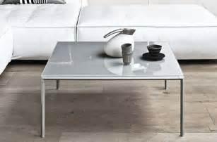 Beistelltische Holz Glas by Couchtisch Glas Metall Quadratisch Mit Schicht Chrom Im