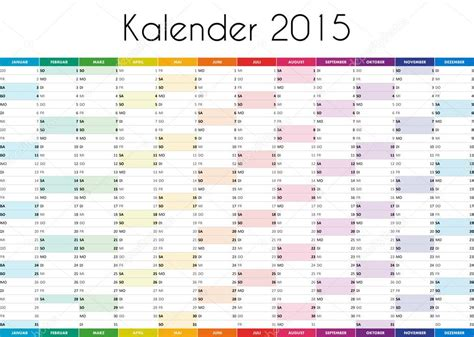 layout kalender 2015 kalender 2015 german version stock photo 169 mathier