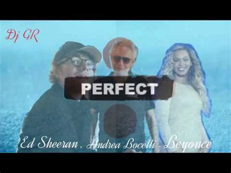 ed sheeran perfect orchestra ed sheeran perfect trio symphony with beyonc 233 andrea