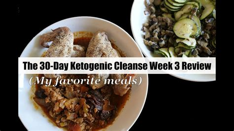 David S Tea Detox Review by 30 Day Keto Cleanse By Emmerich Week 3 Review