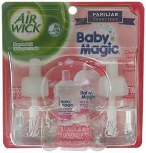 Air Wick Baby Magic Air Freshener Air Wick Scented Refills Air Freshener Baby