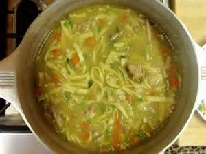 chicken soup with rice chicken noodle
