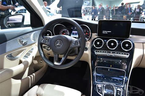 2014 mercedes c class interior 2015 mercedes c class preview in bangalore next week