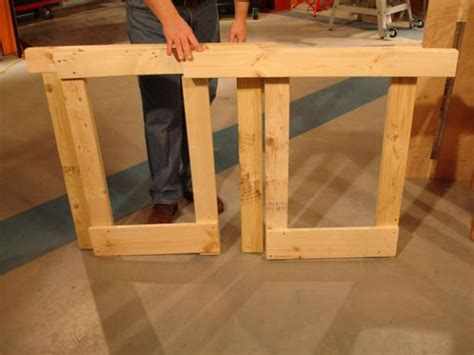 folding woodworking bench how to make a fold down workbench how tos diy