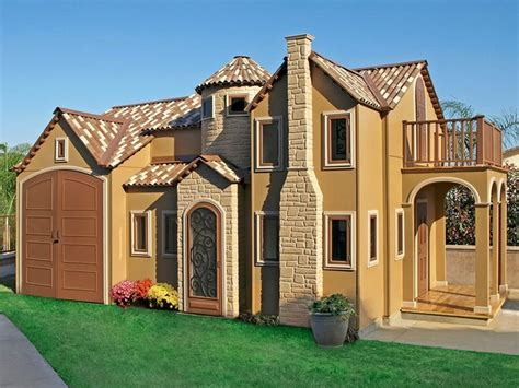 mini mansions houses 8 realistic kids play houses that cost as much as 50 000