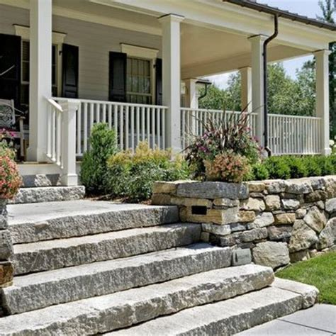remarkable front entry stairs design ideas   ideas