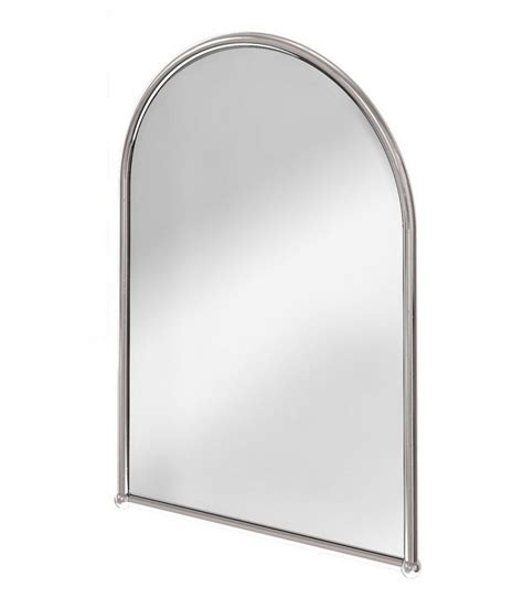 arched bathroom mirror burlington arched framed mirror uk bathrooms