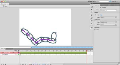 tutorial bone tool flash cs6 using the bone tool in adobe flash professional all