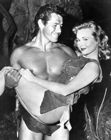 actress that plays jane tarzan commercial him tarzan she was jane actress eve brent rip the