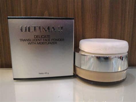 Daftar Bedak Ultima 10 merk bedak tabur untuk kulit kering yang bagus
