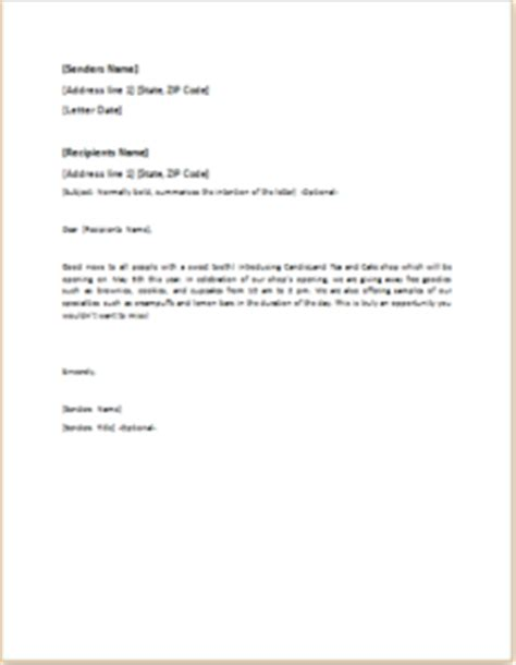 Official Gift Letter 40 Official Letter Templates For Everyone Templateinn