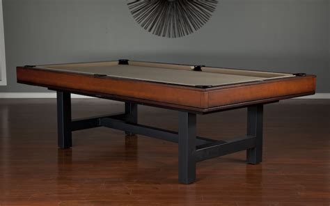 loft pool table by american heritage billiards great