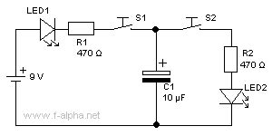 capacitor circuit experiment f alpha net experiment 5 the capacity