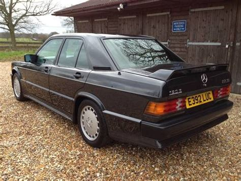 mercedes cosworth for sale for sale mercedes 190e 2 3 16 valve cosworth 201 series