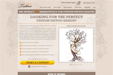 design my own tattoo online free where to design my own