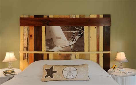 wood headboard ideas reclaimed wood headboards modern magazin