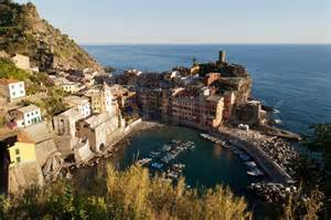Cost In Italy The Italian Fishing Of Vernazza Located Withing