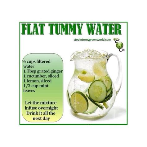 Detox Water Cucumber Lemon Root by Musely