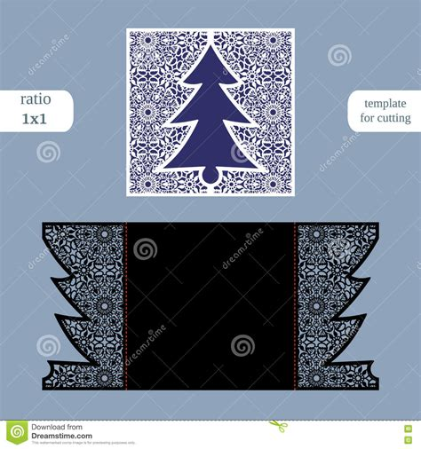 Cutting Templates Card by Laser Cut Square Card Template Cut Out The