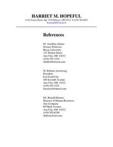 how to do a reference page questions and answers