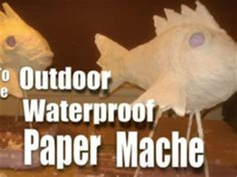 How To Make Paper Mache Clay At Home - 78 best ideas about papercrete on concrete
