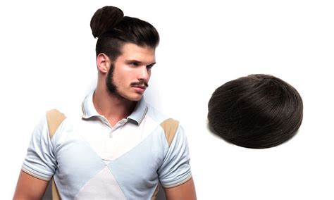 Clip On Man Buns Are Real And It?s Too Late To Do Anything   Bored Panda