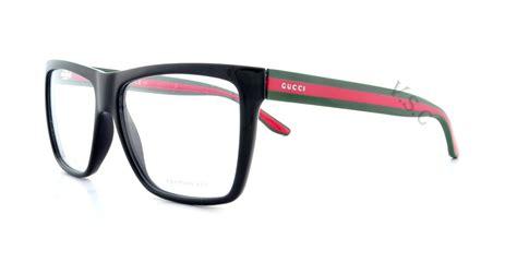 gucci 1008 eyeglasses gg eye glasses 51n shiny black