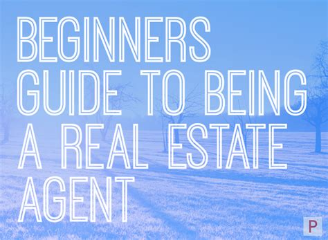 being a realtor beginner s guide to being a real estate agent