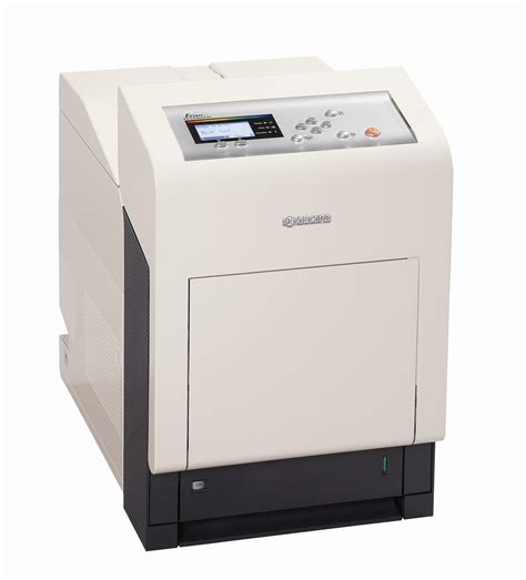 Printer Kyocera kyocera ecosys fs c5400dn color network laser printer copierguide