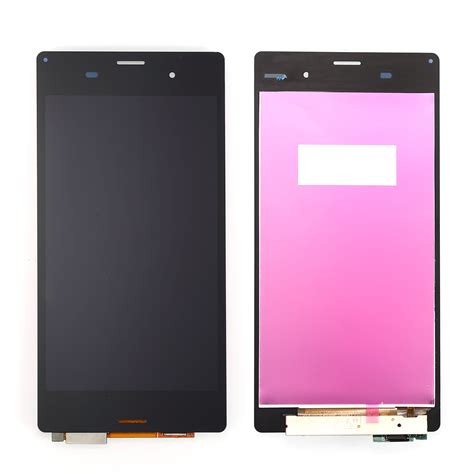 Touchscreen D6653 Z3 5 2 Inch for sony xperia z3 d6653 d6643 lcd display touch screen