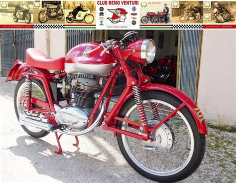mv agusta 175 disco volante mv agusta 175 css disco volante corsa 175 cc 1954