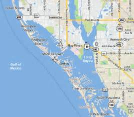 madeira florida map madeira fl and s pass vacation info