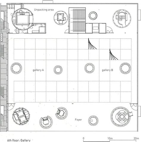 sendai mediatheque floor plans architecture architectuul