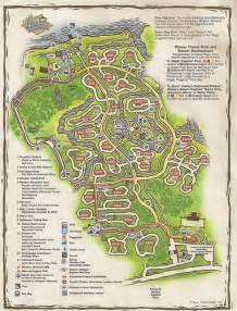 disney s fort wilderness resort and cground map