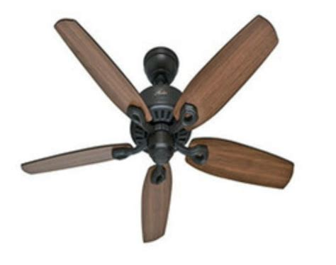 Quiet Ceiling Fan Large Room 52 Quot Indoor 3 Speeds Cool No A Large Indoor Ceiling Fans