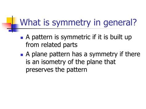 define general pattern in math ppt the mathematics of ceramics powerpoint presentation