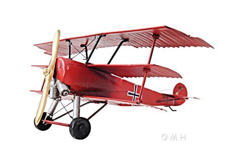 Desk Fighter by 1917 Fokker Dr 1 Triplane Metal Desk Top Model 12 Quot