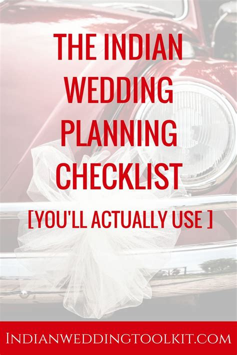 Wedding Checklist Indian by 25 Best Ideas About Indian Fusion Wedding On