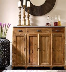 Tall Buffet Table Bluestone Top Tall Sideboard Contemporary Buffets And