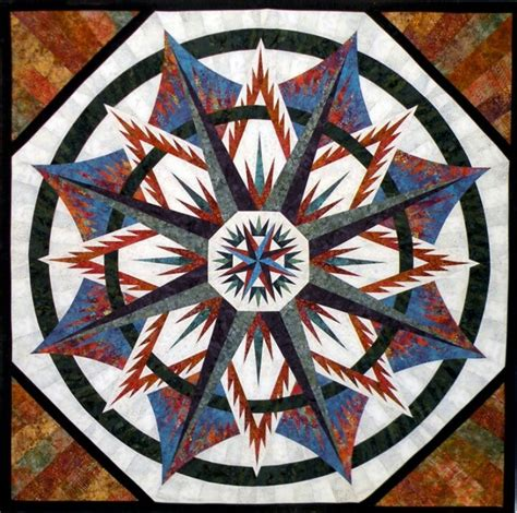 Mariners Compass Quilt Pattern by 40 Best Ideas About Judy Niemeyer Mariner S Compass On