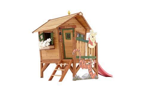 winnie pooh haus holz kinder spielhaus axi 171 winnie the pooh