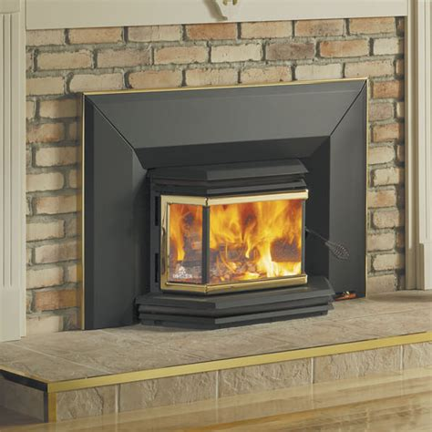 Wood Burning Stove Fireplace Insert Wood Fireplace Insert Vs Pellet Fireplace Insert What S